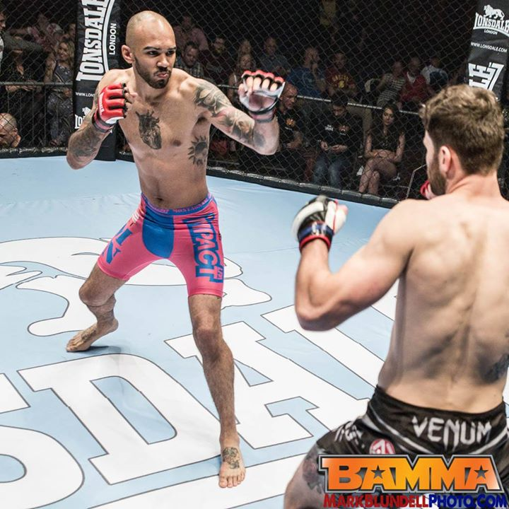 BAMMA Fight Night: Askham vs. Nunes