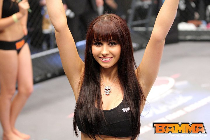 BAMMA 6 Girls
