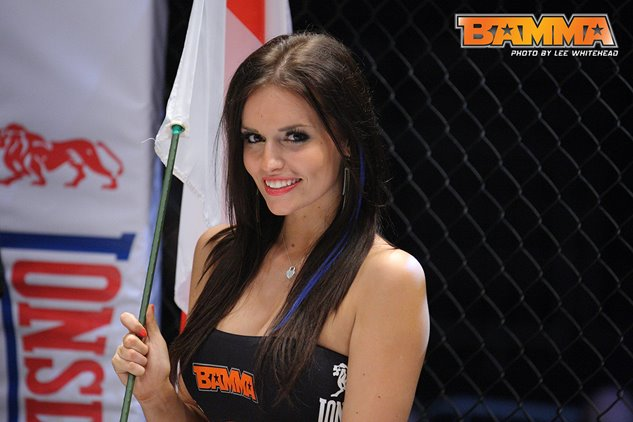 BAMMA 7 Girls