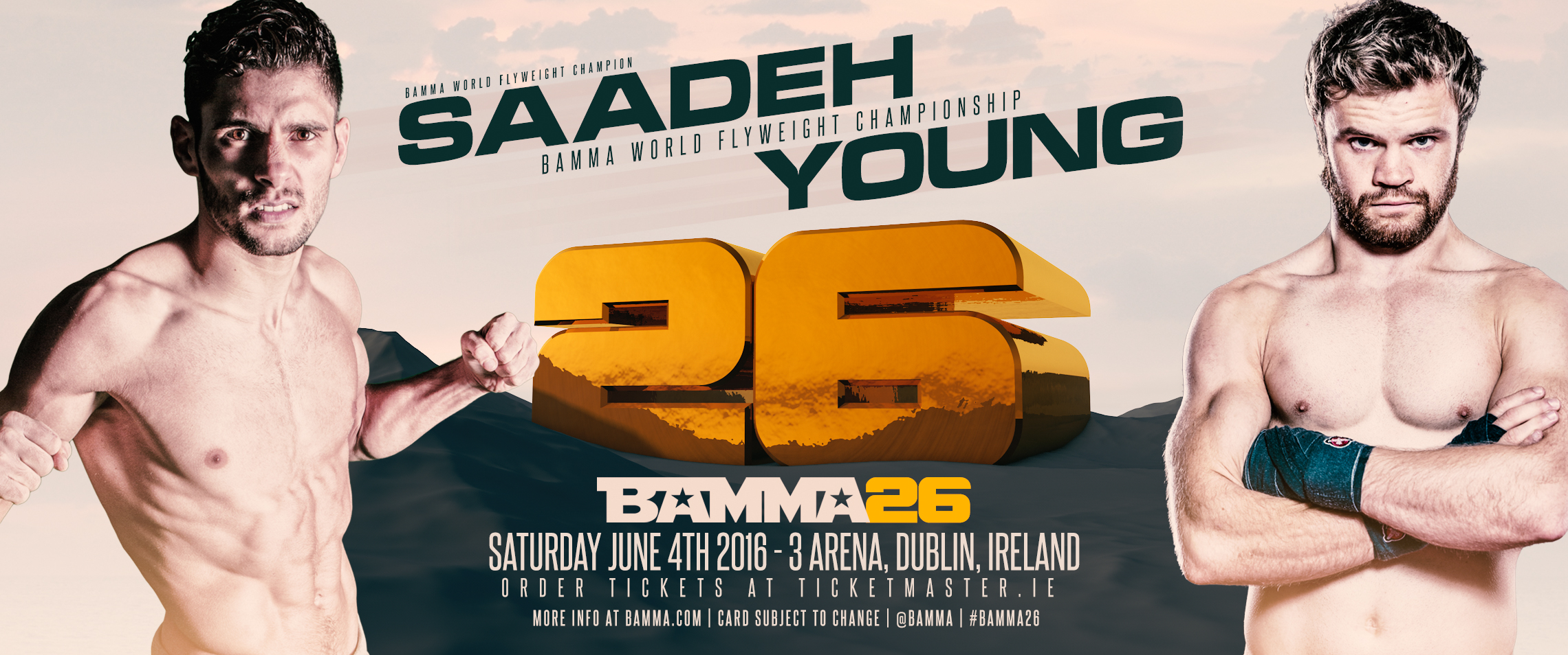 Flyweight Title On The Line At BAMMA 26