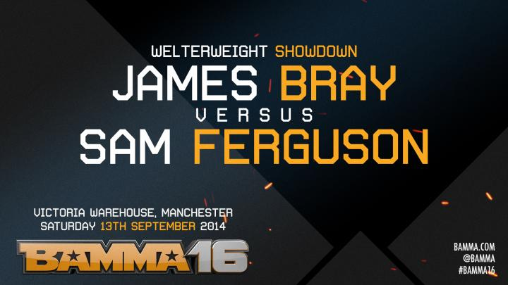 Final Pro bout added to the BAMMA 16 Lineup