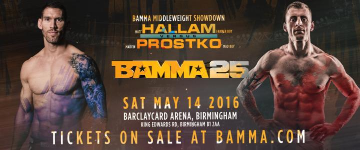 3 More bouts Added To BAMMA 25