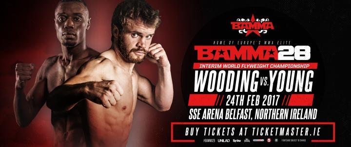 Interim Flyweight Title On The Line At BAMMA 28