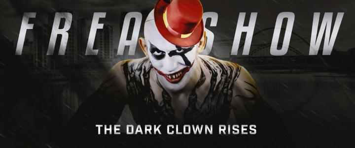 The Dark Clown Rises
