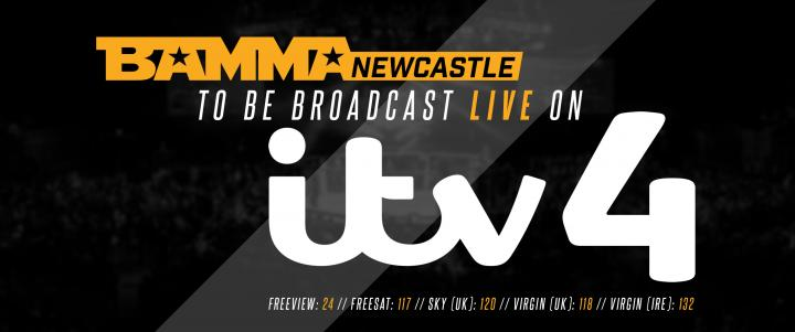 BAMMA Announce Broadcast Deal With ITV