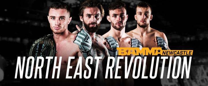 BAMMA Newcastle: The North East Revolution