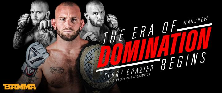 BAMMA 34: Lohore Vs Brazier Official Results