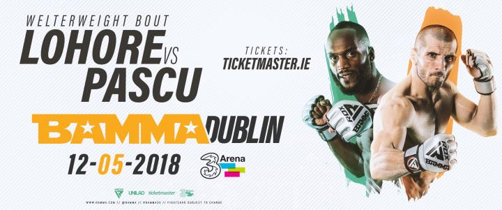 First Two Fights Announced For BAMMA 35