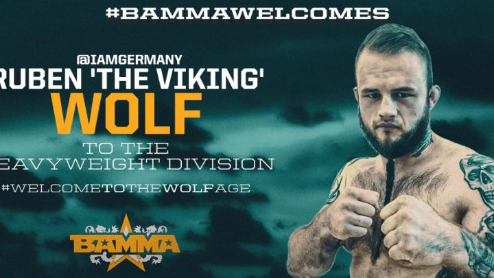 'The Viking' Signs With BAMMA