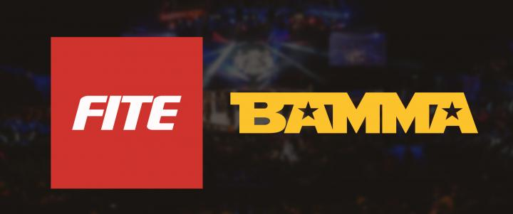 FITE TV To Broadcast BAMMA Events Internationally