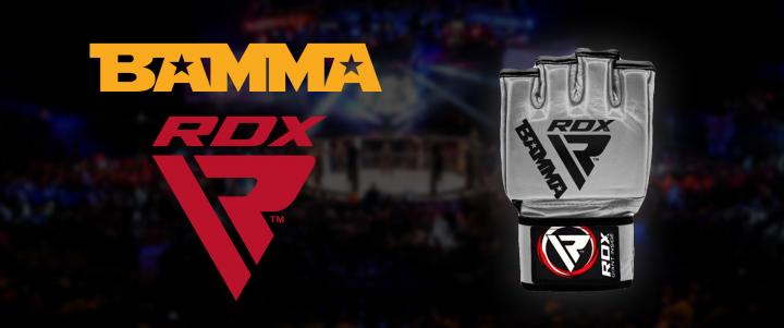 BAMMA And RDX Sports Announce New Partnership