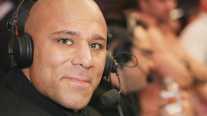 Frank Trigg Joins BAMMA Commentary Team