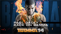 Paul Daley Signs Multi-Fight Deal With BAMMA