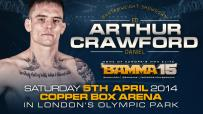 Daniel Crawford Set To Face Ed Arthur at BAMMA 15