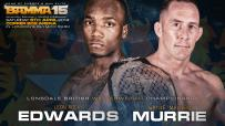 Wayne Murrie Vs. Leon Edwards at BAMMA 15