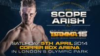Ali Arish & Ryan Scope Set to face off at BAMMA 15