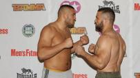 BAMMA 15 - Official Weigh in Results