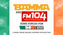BAMMA & FM104 Join Forces For BAMMA 22