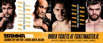 BAMMA 26 Official Weigh In Results