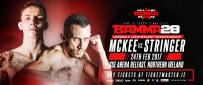 Stringer Replaces Price To Face McKee At BAMMA 28