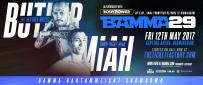 Miah Returns to face Butler At Bantamweight May 12th