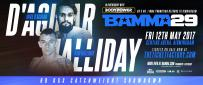 3 More Prelims Added To BAMMA 29