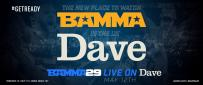 BAMMA To Broadcast On Dave TV