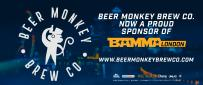 Beer Monkey Brewing Co. Announced As Partner Of BAMMA London