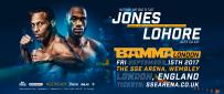 BAMMA London Co-Main Event Announced