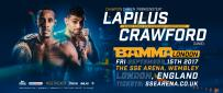 BAMMA takes over The SSE Arena in London.