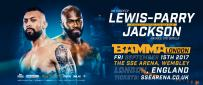 BAMMA London Main Event Confirmed