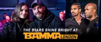 The Stars Shine Bright At BAMMA London