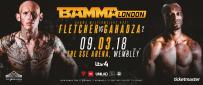 Colin Fletcher Vs. Walter Gahadza 2 Signed For BAMMA 34
