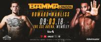 Charlie Boy Howard Vs. Akonne Wanliss Set For BAMMA London