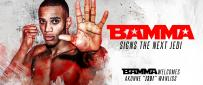 BAMMA Signs Akonne 'J3di' Wanliss To A Multifight Deal