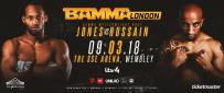Nathan Jones Vs. Shah Hussain Confirmed For BAMMA 34