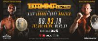 BAMMA London Main Event Announced! It's ON