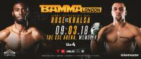 Nathan Rose Vs. David Khalsa Added To BAMMA 34 Prelims