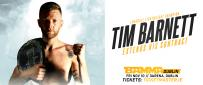 Tim Barnett Extends His Contract With BAMMA