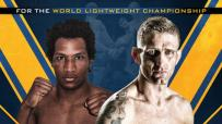 Barnaoui Replaces Murphy, Askham fights for MW Title