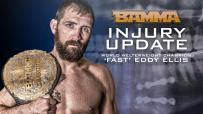 "Injury Update - Catching Up With ""Fast"" Eddy Ellis"