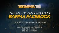 BAMMA 16 - Where To Watch