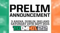 Final Bout Added To BAMMA 22