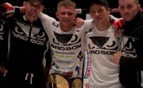 BAMMA 10 FIGHT RESULTS